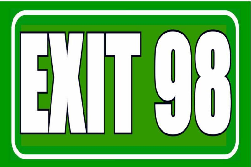What Town Is Exit 98 On The Garden State Parkway Garden Ftempo