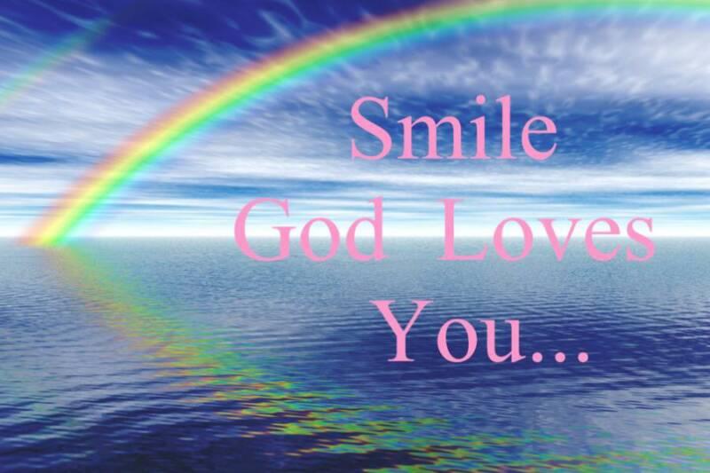 Signs god loves you